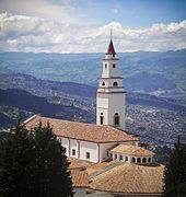 Santuario de Monserrate, Bogotá