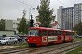 Sarajevo Tram-215 Line-3 2011-10-21.jpg