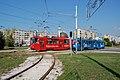 Sarajevo Tram-304 Line-5 2011-10-04 (2).jpg