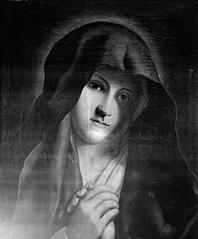 Mary Praying