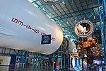 Saturn V rocket - Kennedy Space Center - Cape Canaveral, Florida - DSC02818.jpg