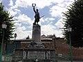 Saulzoir (Nord, Fr) monument aux morts.JPG