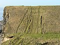 Scarred slopes at Nash Point - geograph.org.uk - 1157885.jpg