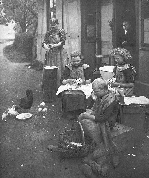 Schaeffer-haeusliche Arbeit-1908