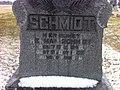 Schmidt Gravestone in Lester Prairie.jpg