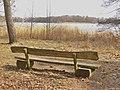 Schmoeckwitzwerder - Uferweg (Waterside Path) - geo.hlipp.de - 34919.jpg