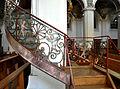 Schussenried Klosterkirche Kanzel Aufgang.jpg