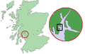 Scotland Map (Firth of Clyde Detail) Holy Loch.png