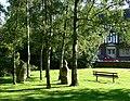 Sculptures on Quorn Village Green - geograph.org.uk - 516907.jpg
