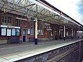 Scunthorpe railway station - DSC07396.JPG
