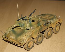 Az Sd.Kfz.234 páncélgépkocsi