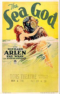 <i>The Sea God</i> 1930 American adventire film by George Abbott