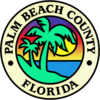 Official seal of Palm Beach County