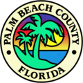 Siegel von Palm Beach County