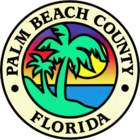 Vlag van Palm Beach County