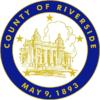 Official seal of Riverside County