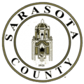 Official seal of Sarasota County