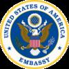 Sigelo de Ambasado de la Usono de America.png