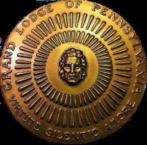 Grand Lodge of Pennsylvania - Image: Sealofthe G Lof PA