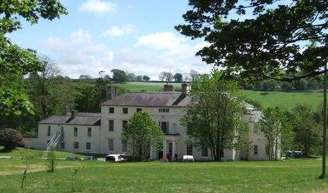 Sealyham Mansion - geograph.org.uk - 436107