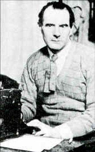 Seán O'Casey - O'Casey in 1924