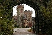 Searles Castle Gate