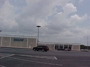 Westwood Mall (Houston) - Sears at Westwood Mall