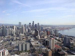 Space Needle - Wikipedia