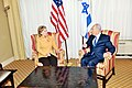 Secretary Clinton Meets With Israeli President (3583198626).jpg