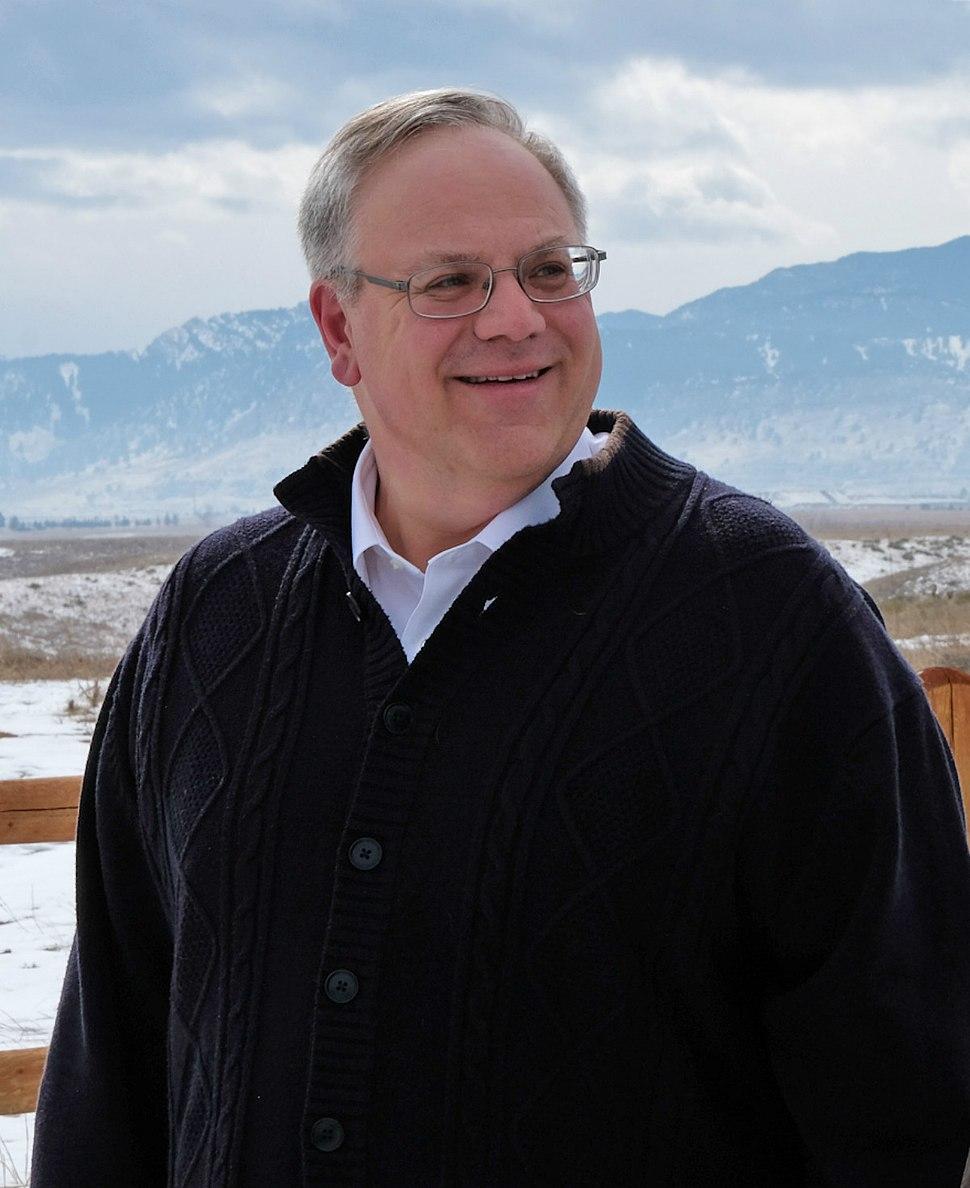 Secretary David Bernhardt