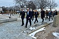 Secretary Kerry Walks With Vice Admiral Carter Before Delivering Remarks at the U.S. Naval Academy in Annapolis (31423629333).jpg