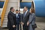 Secretary Pompeo Arrives for the Hanoi Summit in Vietnam (46490533854).jpg