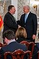 Secretary Pompeo Participates in a Press Availability in Montenegro (48843793423).jpg