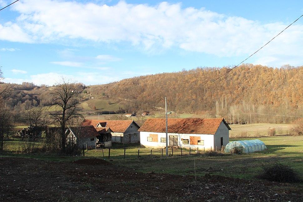 Sedlari - opština Valjevo - zapadna Srbija - panorama 3
