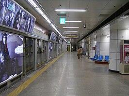 Myeong-dong Station