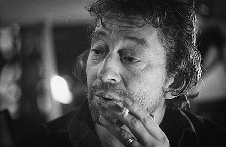 Serge Gainsbourg, one of the world's most influential popular musicians Serge Gainsbourg par Claude Truong-Ngoc 1981.jpg