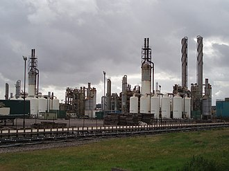 Haber process - Industrial fertilizer plant