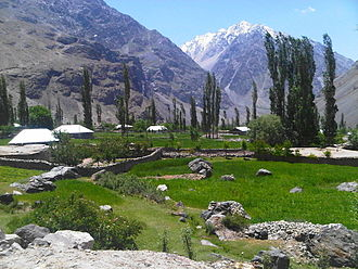 Chitral District - Shandur, chitral