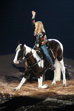 Sheryl Crow - Crow at the Houston Livestock Show and Rodeo in 2007