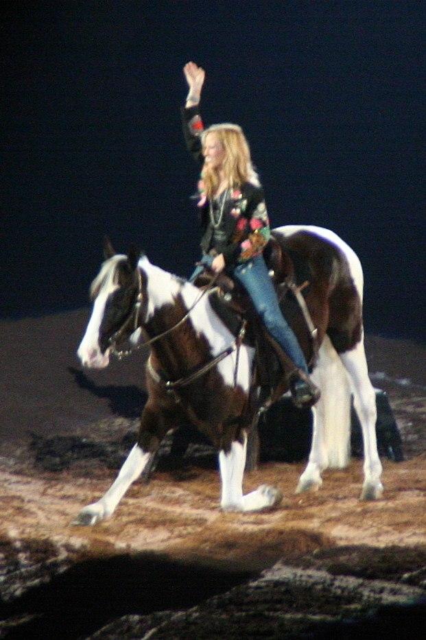 Sheryl Crow Houston 2007
