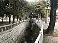 Shinkyo Bridge of Kashii Shrine on Kashiigawa River.jpg
