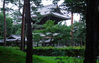 Sesshū Tōyō - Shōkoku-ji, the Zen temple where Sesshū studied painting under Shūbun
