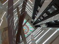 Shopping Center Ceiling with Batik Sashes - Jakarta - Indonesia - 01.jpg