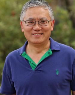 Shumin Zhai Human-computer interaction research scientist