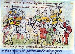 Картинки по запросу взятие киева андреем боголюбским