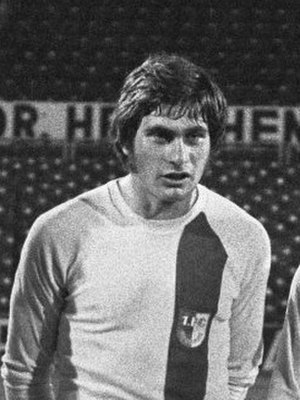 Siegmund Mewes - Siegmund Mewes in 1973