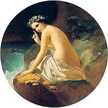 亨里克·西米拉斯基波兰/乌克兰画家Henryk Siemiradzki (Polish/Ukrainian, 1843–1902) - 文铮 - 柳州文铮