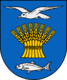 Coat of arms of Sierksdorf
