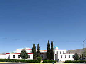 Sierra County New Mexico Court House.jpg