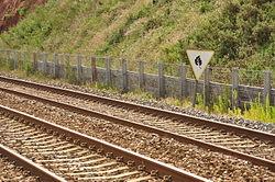 Sign on the sea wall near Dawlish (4894).jpg